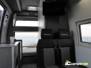 citroen Jumper L2H3 interior 2