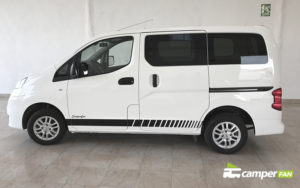 Nissan NV200 camperizada