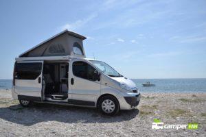 Techo elevable para campers