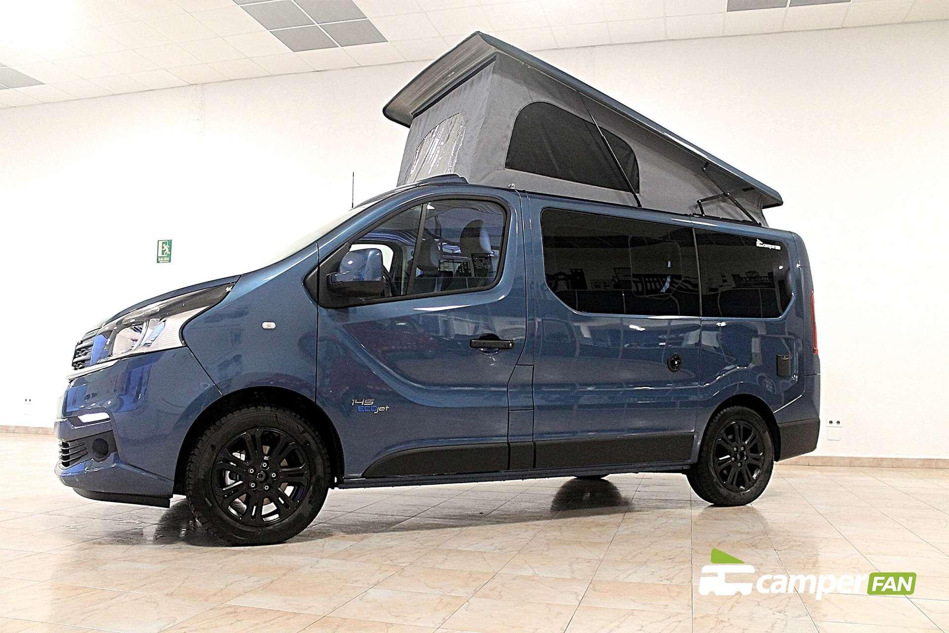 Fiat Brava techo elevable