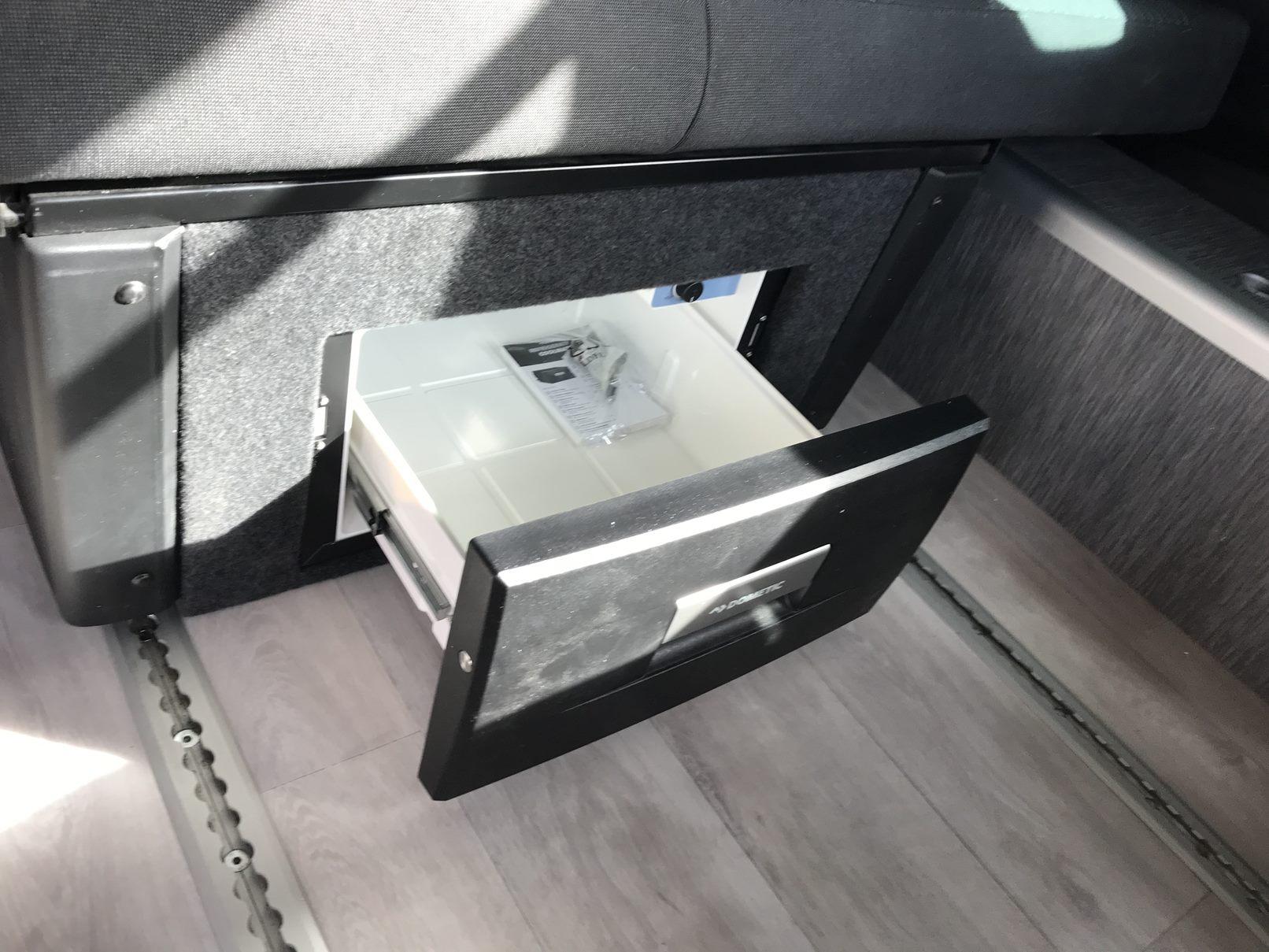 Talento L1H1 cajones furgoneta camperizada